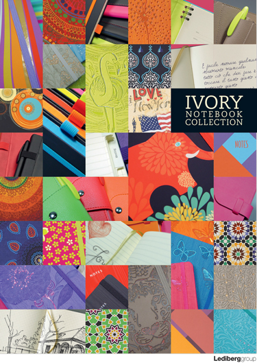 Catálogo Ivory Notebook Collection