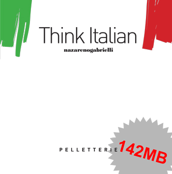 Catálogo Think Italian Nazareno Gabrielli